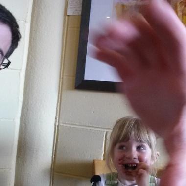 Failed Selfie